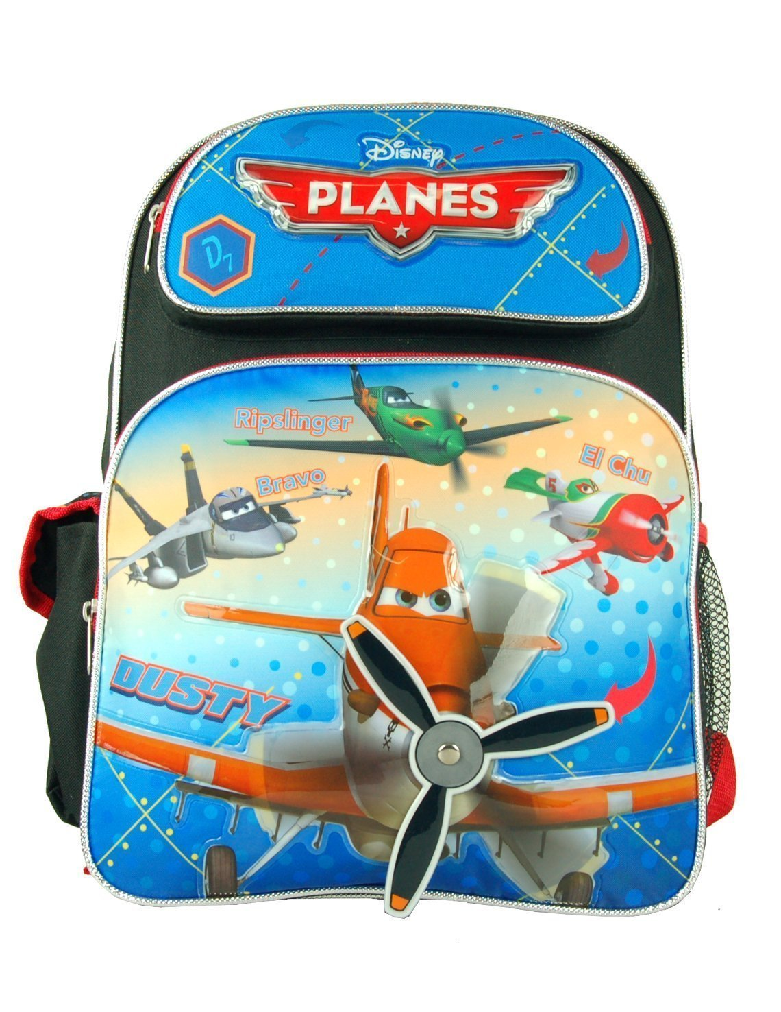 Backpack - Disney - Planes - Dusty 16