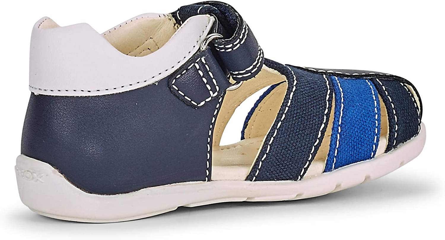 Geox Boys Toddler ELTHAN 7 First Steps