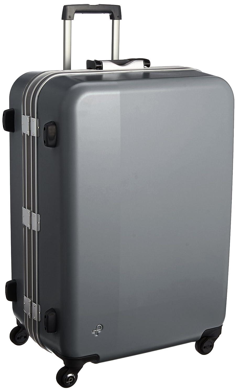 [プロテカ] Proteca 日本製スーツケース エキノックスライトU 96L 5.0kg 無料預入受託サイズ 00623 B019GB5Z3Aガンメタリック