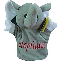 Monopoly Hand Puppet - Elephant, Multi Color