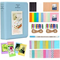 Anter Photo Album Accesorios para Fujifilm Instax Mini Camera, HP Sprocket, Polaroid Zip, Snap, Snap Touch Impresora…
