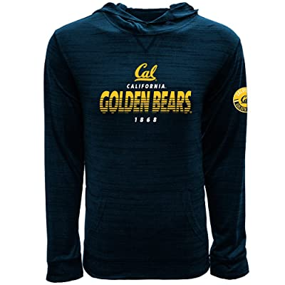 Levelwear NCAA Anchor Hoody Static Pullover Hoodie Large California Golden Bears: Clothing