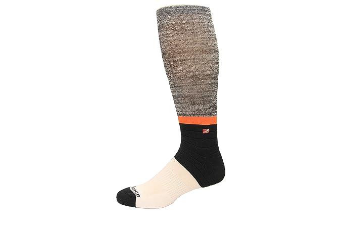 e67240785d9a3 New Balance Men's Crew Socks, (L) Men's 9-12.5/ Women's 10-12, White ...