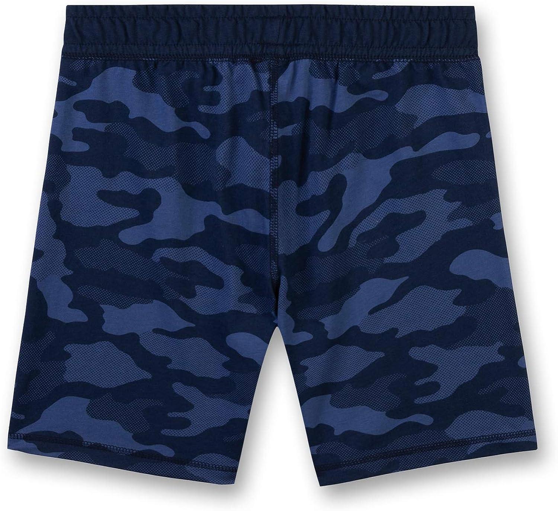 Sanetta Boys Pants Short Allover Pyjama Bottoms