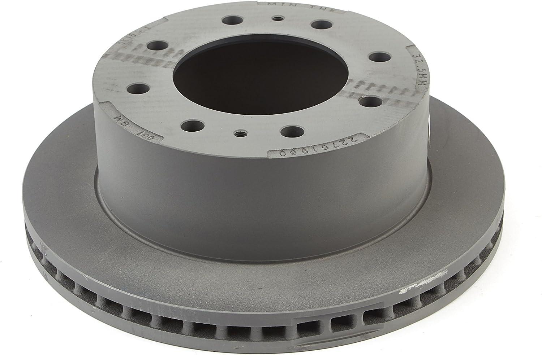 ACDelco 177-1167 GM Original Equipment Rear Disc Brake Rotor