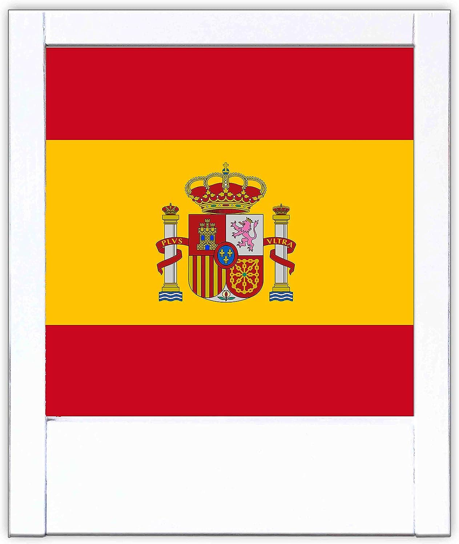 lámpara blanca bandera España: Amazon.es: Iluminación