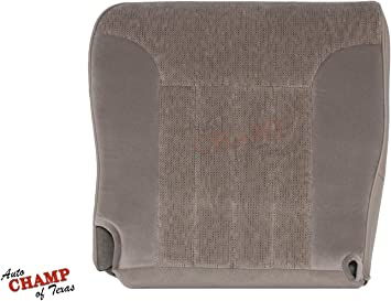 Amazon Com Auto Champ Of Texas 94 96 Dodge Ram 2500 Cummins Diesel 12v Driver Side Bottom Cloth Seat Cover Tan Automotive