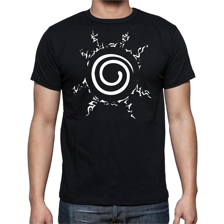 The Fan Tee Camiseta de NIÑOS Naruto Ninja Manga Anime ...
