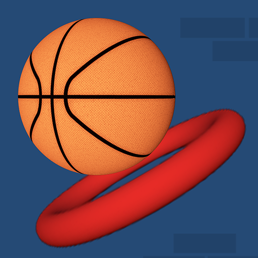Hoop Shot Basketball - Dunk The Hoops 2 The Revenge -Bouncy Flappy Ball - Best Free Basketball Arcade Game