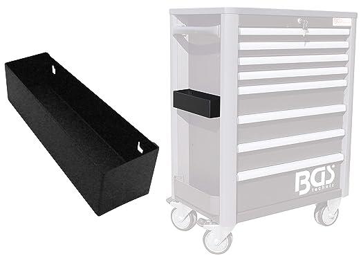 Color Negro 4 Piezas Juego de bandejas magn/éticas Silverline 868873