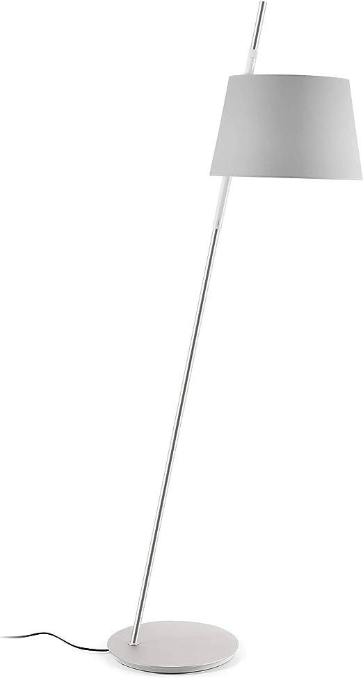 Faro Barcelona Tango DT00066G - Sobremesas y lámparas de pie, color gris: Amazon.es: Iluminación
