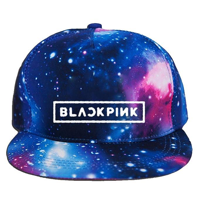 Apparel Accessories Kpop Blackpink Seventeen Got7 Twice Starry Sky Album Baseball Cap Hip-hop Cap Men Women Hats Jcf-mz003
