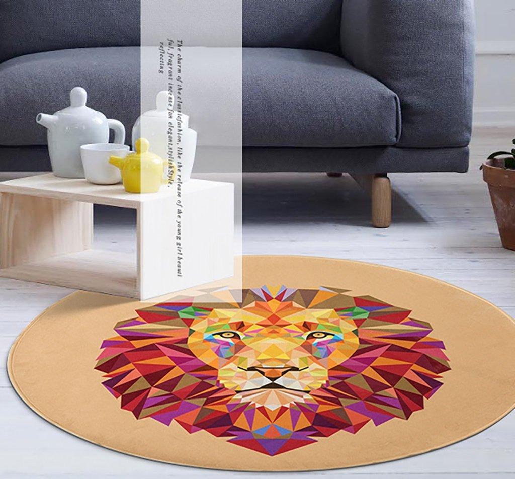 Seso Uk Dessin Animal Geometrique Nordique Tapis Pour Enfants Tapis