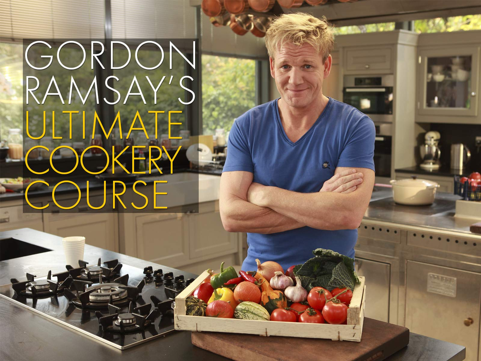 Watch Gordon Ramsay S Ultimate Cookery Course Prime Video