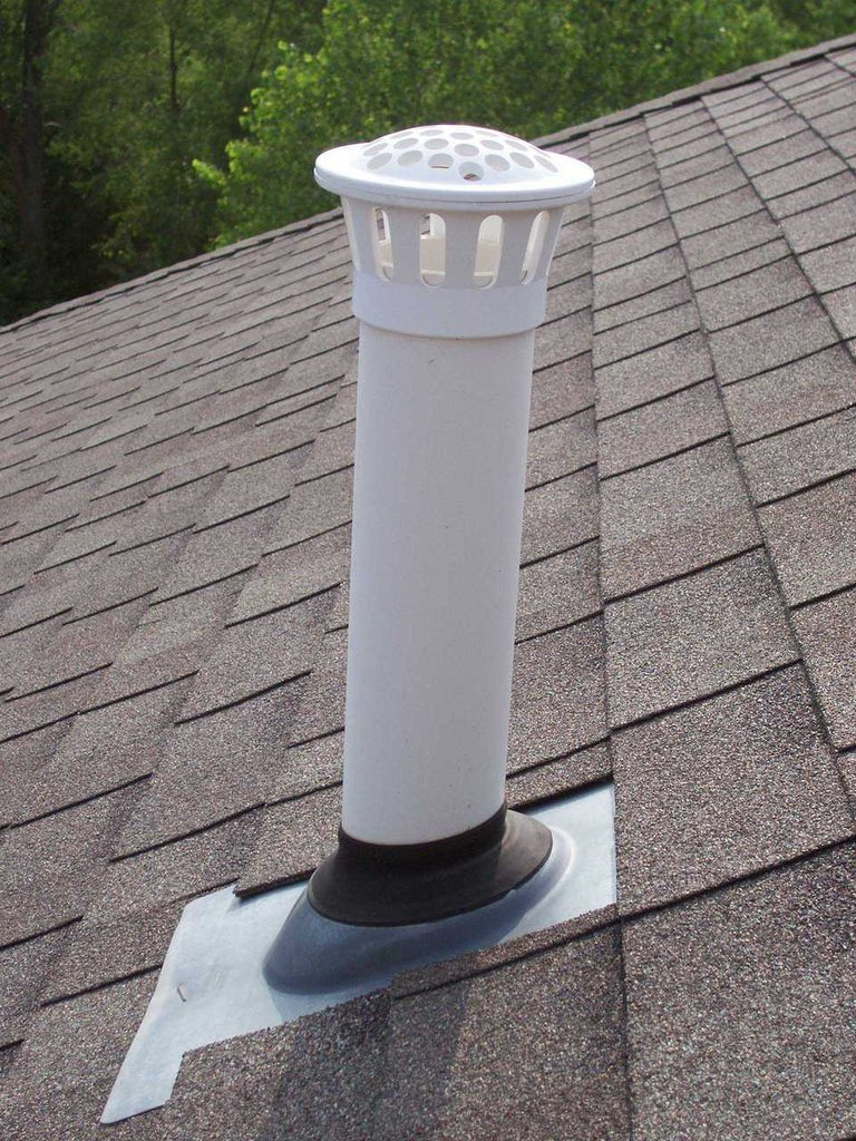 Roof Pipe Cover Amp Metal Plumbing Boot Flashing To Cover