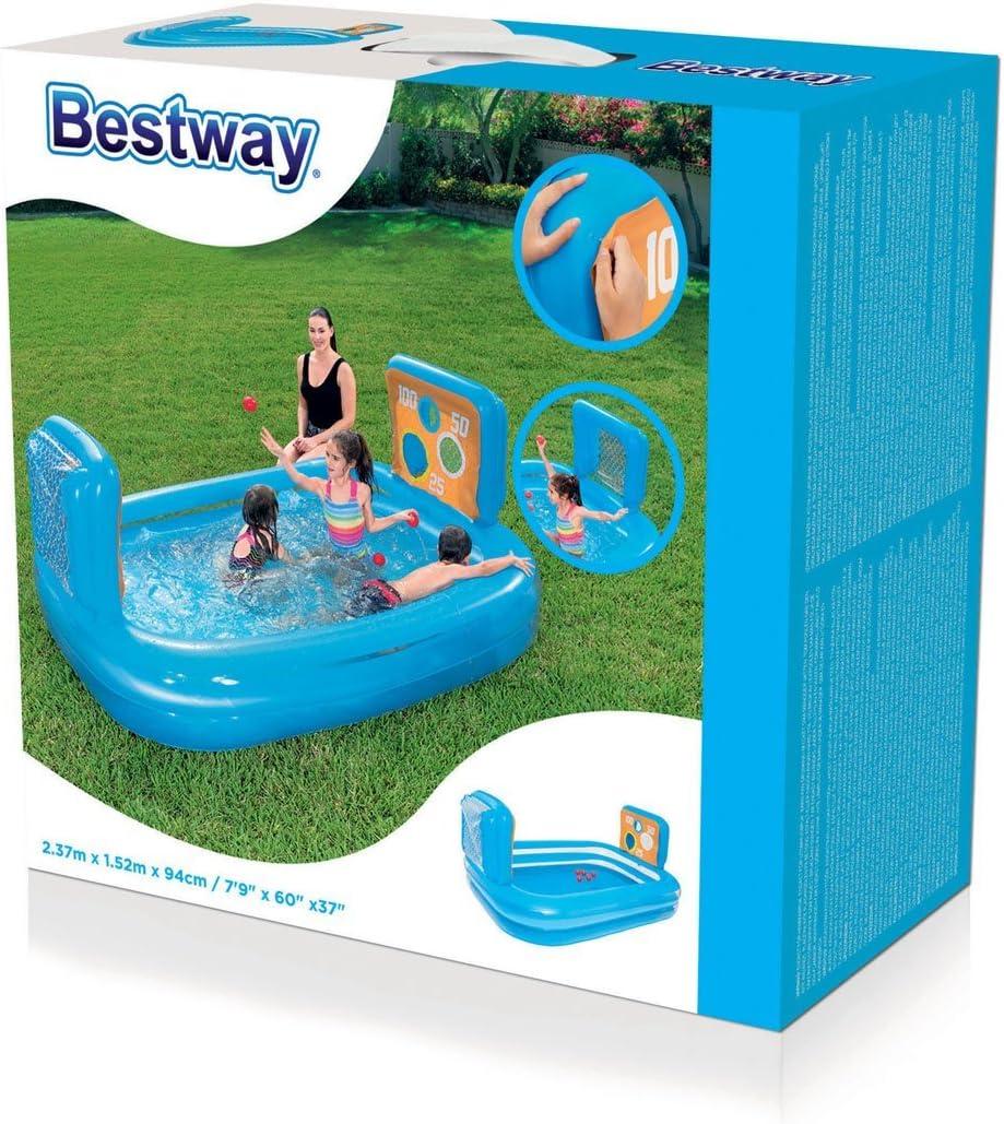 LongYu Piscina Inflatable Ocean Ball Pool Baby Child Columpio ...