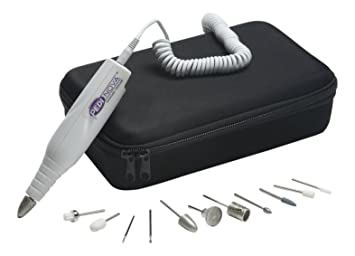 Home Pedicure PediNova III – Electric Manicure Kit by Medicool