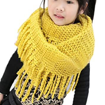 Amazon Com Scarf For Kid Infinity Scarf For Baby Neck Warmer For