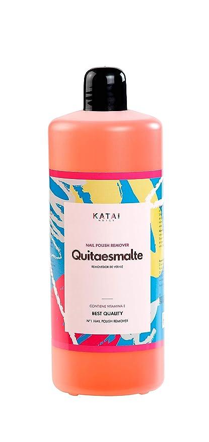 Katai Acetonas, Quitaesmalte de uñas - 1000 ml.