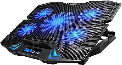 Ewent EW1259 Base de refrigeración gaming para ordenador portátil ...
