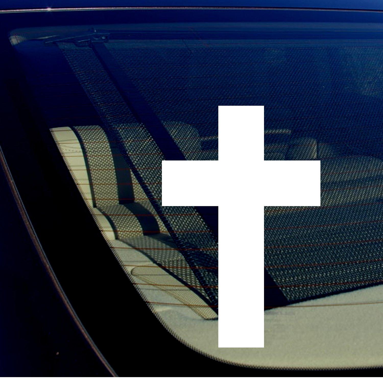 Amazon Jesus Christ Christian Cross Symbol Religious Body Car