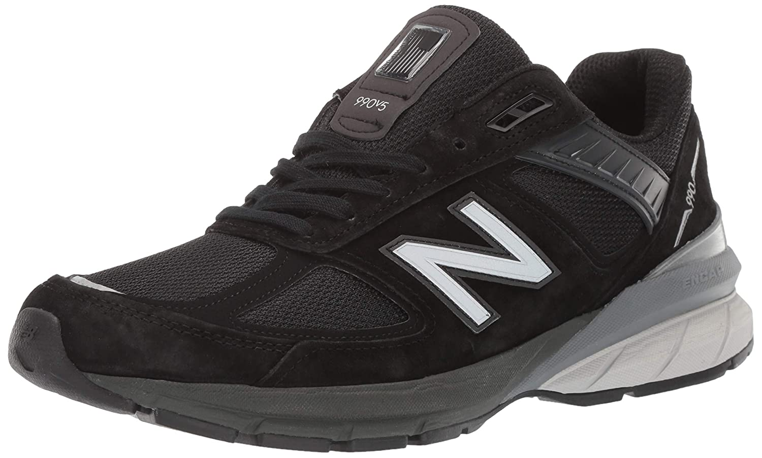 watch 06f31 321ff New Balance Men's 990v5 Sneaker