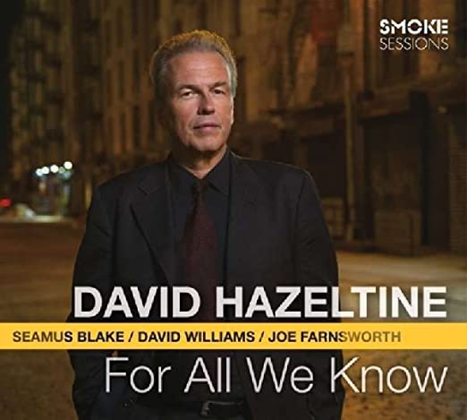 Image result for david hazeltine for all we know