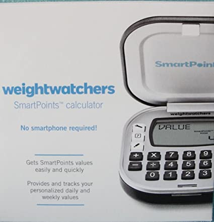 Amazon Weight Watchers 2017 Smart Points Calculator For The