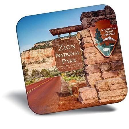Destination Vinyl ltd Impresionante Iman - Parque Nacional Zion de ...