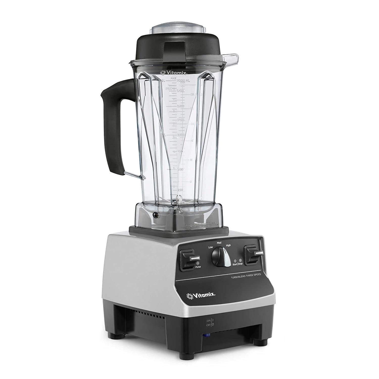 Vitamix 3-Speed Turbo Blender (Platinum)