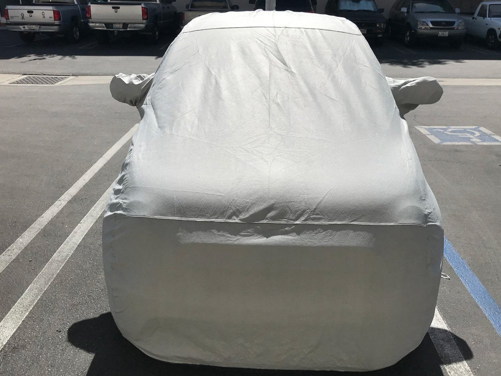 500C Car Cover for 5 Layer Heavy Duty Ultrashield 709870731044 CarsCover Custom Fit Fiat 500