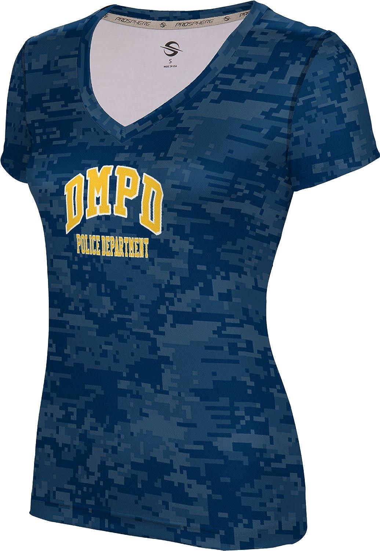 ProSphere Women's Des Moines Police Department Digital SL V-Neck Training Tee