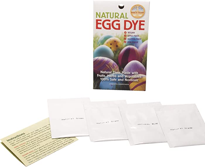 Top 9 All Natural Food Dye For Eggs