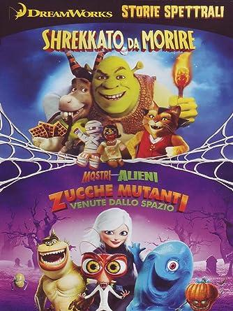 Risultati immagini per DVD Shrekkato da morire Halloween