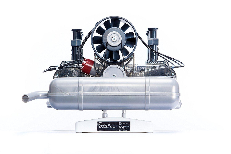 Porsche Boxer Engine 911 水平対向エンジン組み立てキット B07CWFHY2J