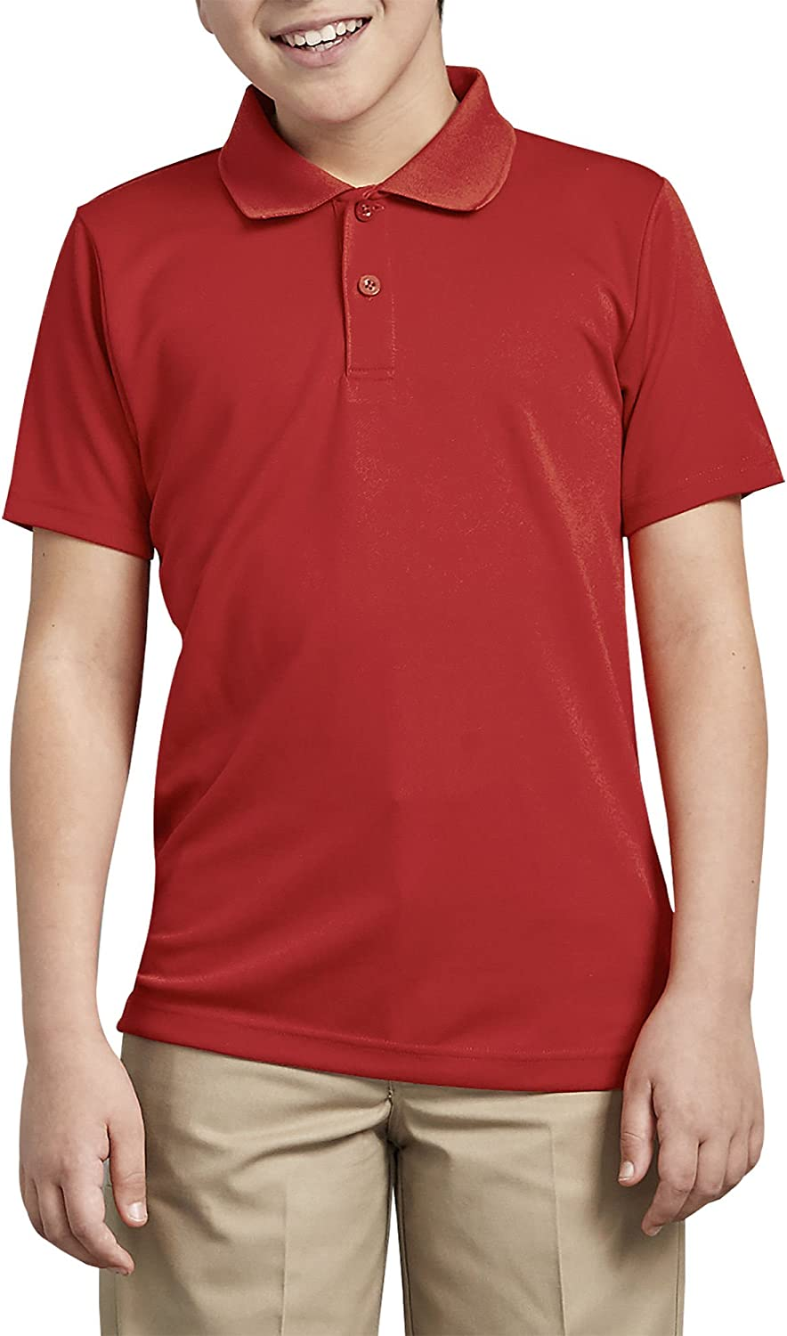 Dickies Jungen Youth Performance Polo Poloshirt