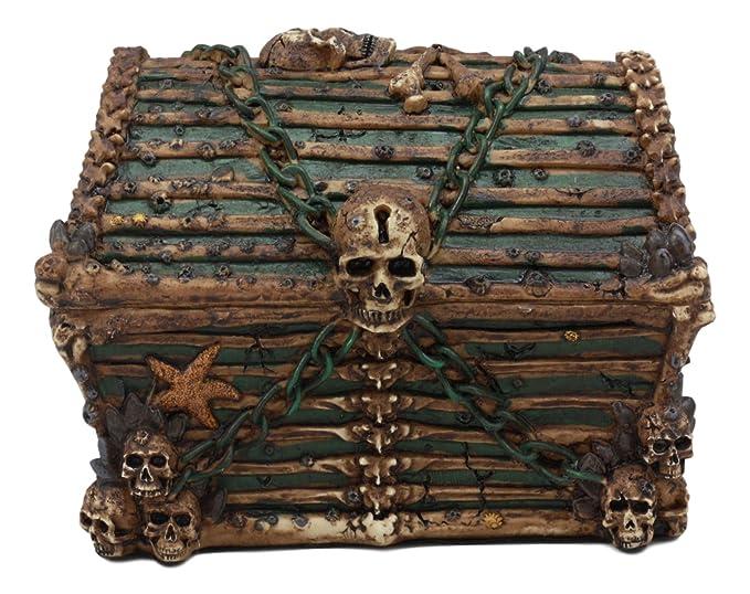 Trinket Storage Skull Jewelry Keeper Skull Skeleton Ashtray Demon Skull Skull by W.U.I