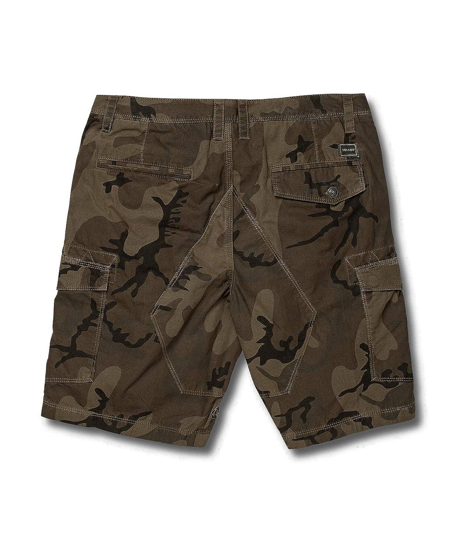 Volcom Miter Ll Shorts-Cargo da Uomo A0911903 Uomo