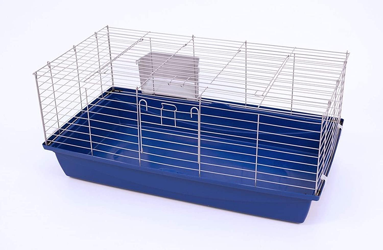Jaula Conejillos Indias XXL Jaula conejo Jaula roedor 1,00 M ...