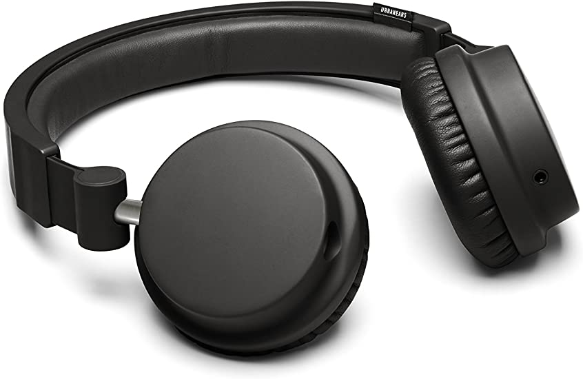 Urbanears 04091023 Zinken On-Ear Headphone (Black) On-Ear Headphones at amazon