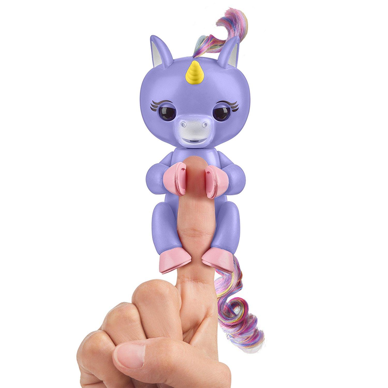 Wowwee Fingerlings Interactive Baby Unicorn Puppet