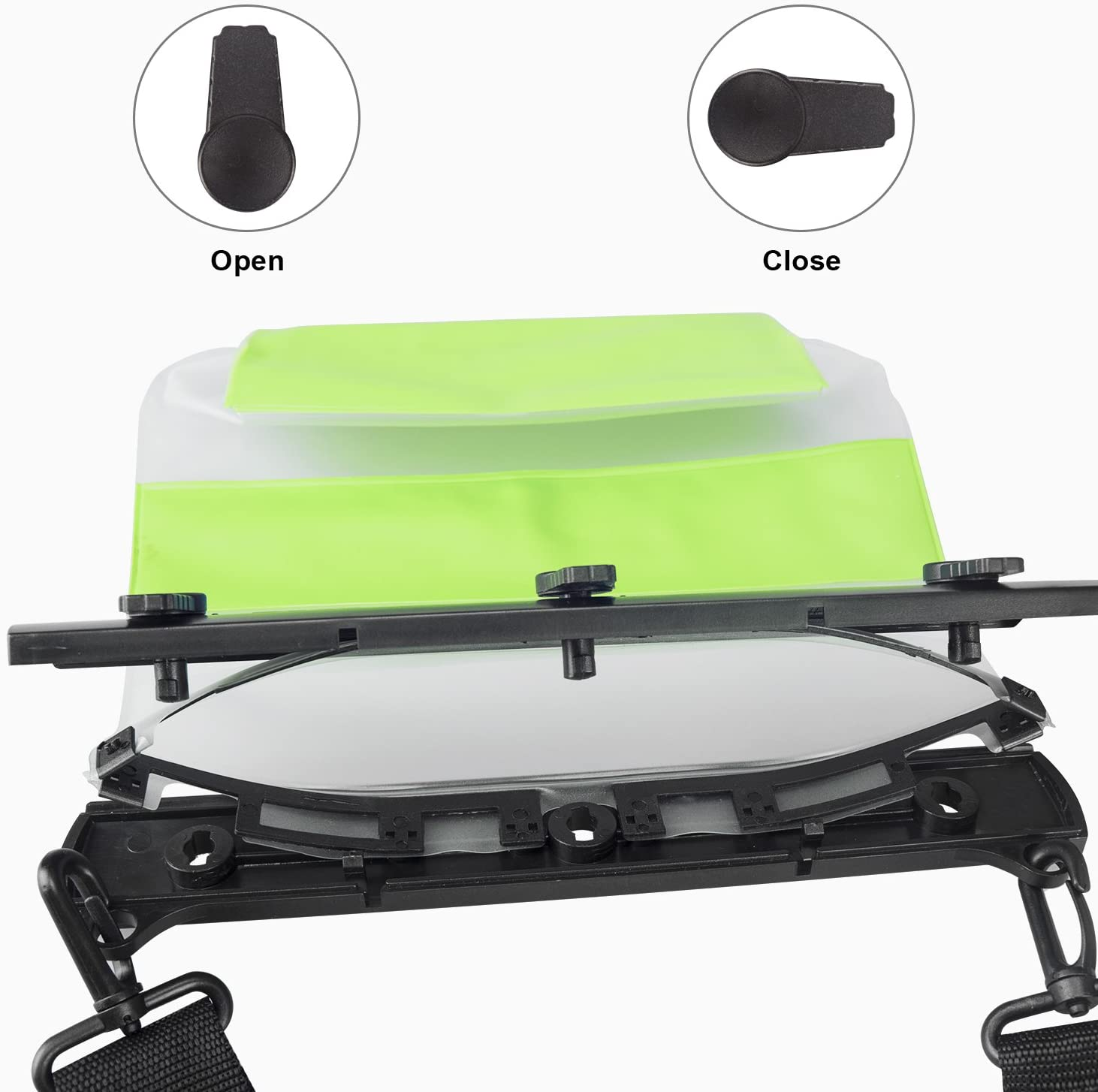 Kayak Nager Hivexagon Pochette de plong/ée Sac /étanche /étuit imperm/éable Protection avec Sangle /à la Taille pour la Plage plong/ée randonn/ée CP011 Bateau