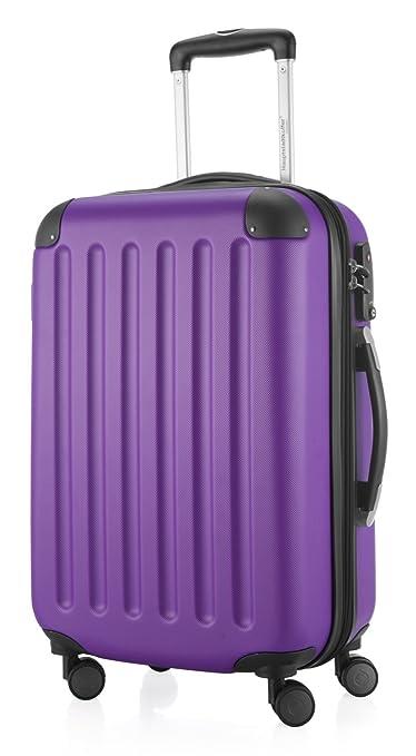 110 opinioni per Hauptstadtkoffer 42246366, Trolley da Viaggio, colore Viola, 55 cm