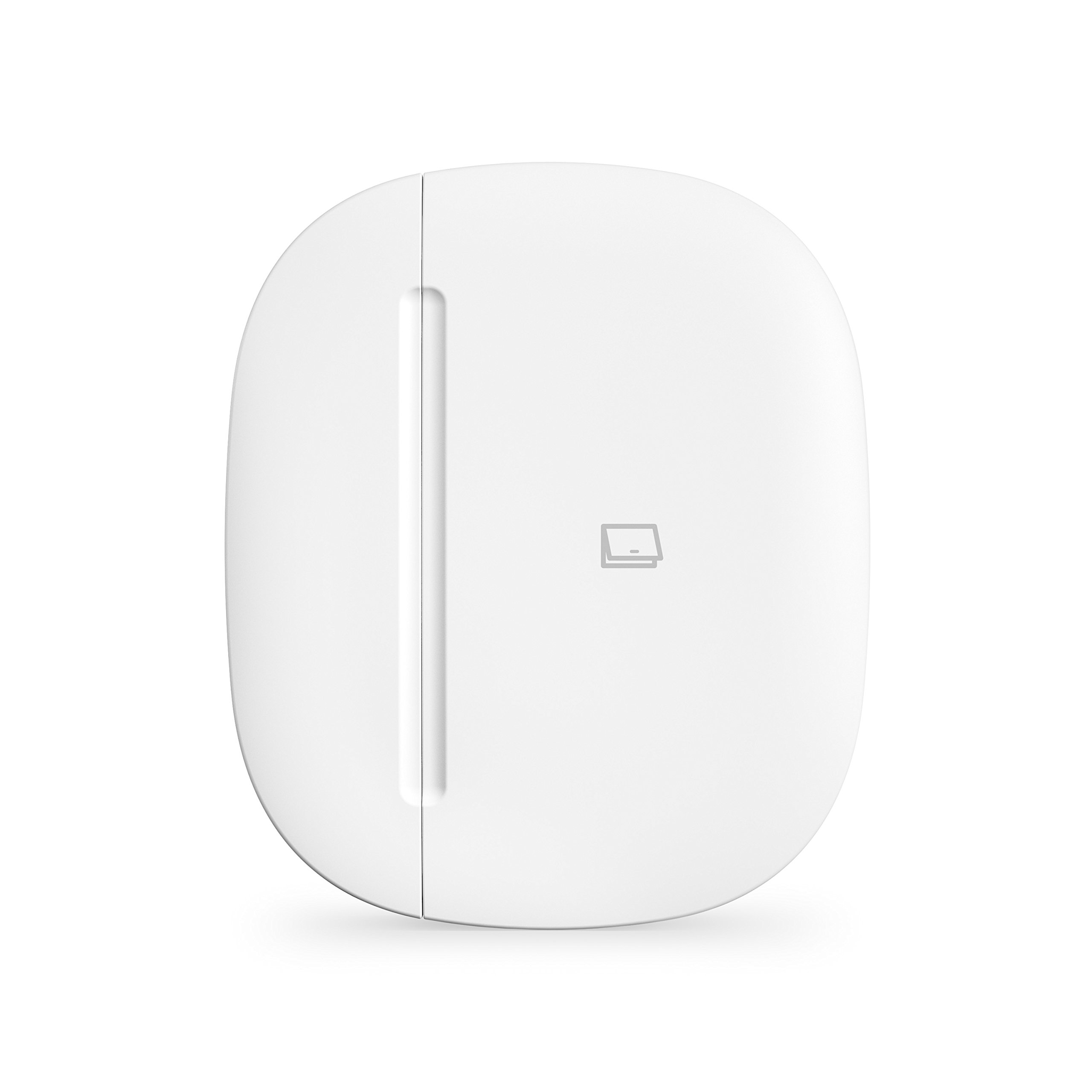 Samsung SmartThings Multipurpose Sensor [GP-U999SJVLAAA] Door & Window Sensor - Alexa Compatible - White