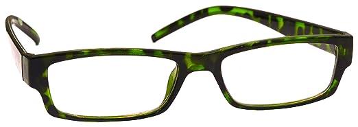 4 opinioni per L'azienda Occhiali Da Lettura Verde Tartaruga Lettori Donna Signora UVR009