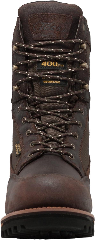 Ad Tec Mens 11 Cordura Waterproof 400G Leather Boot Round Toe
