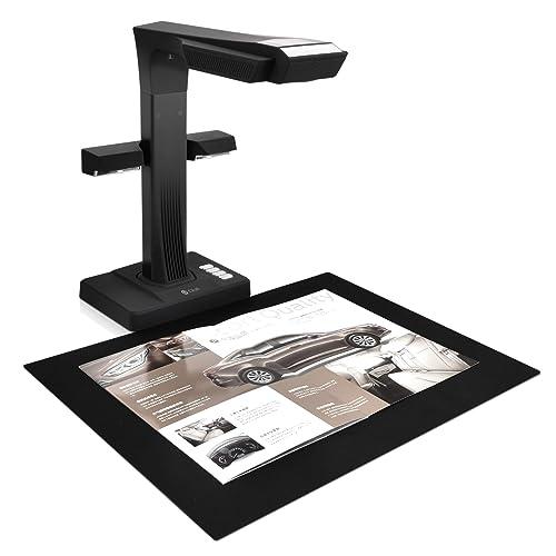 CZUR ET18 Pro Escáner Profesional con Smart OCR de Libros y Documento Compatible con Mac y Windows MAX A3 Exploración Tamaño