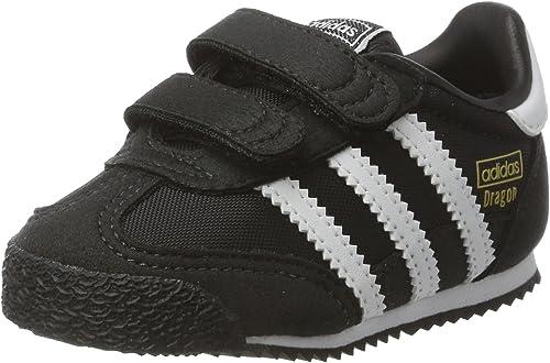 adidas Dragon Og, Sneakers Basses Homme, Noir (Core Black