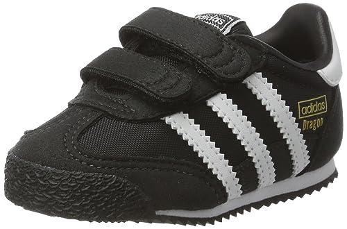 adidas Dragon OG CF I, Zapatillas de Estar por casa Bebé Unisex, Negro FTWBLA/Negbas, 19 EU: Amazon.es: Zapatos y complementos