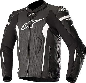 Alpinestars Motorcycle Jacket >> Alpinestars Motorcycle Jacket Missile Tech Air Comp Black White Air